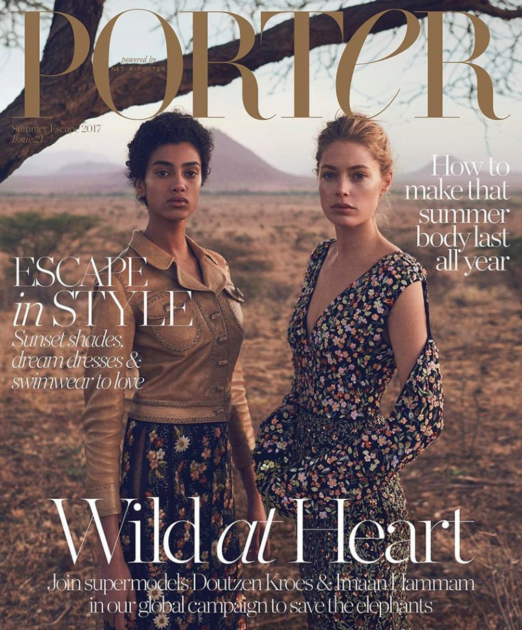 Doutzen-Kroes-Imaan-Hammam-by-Vincent-van-de-Wijngaar-for-Porter-Summer-2017-Covers-2-760x917