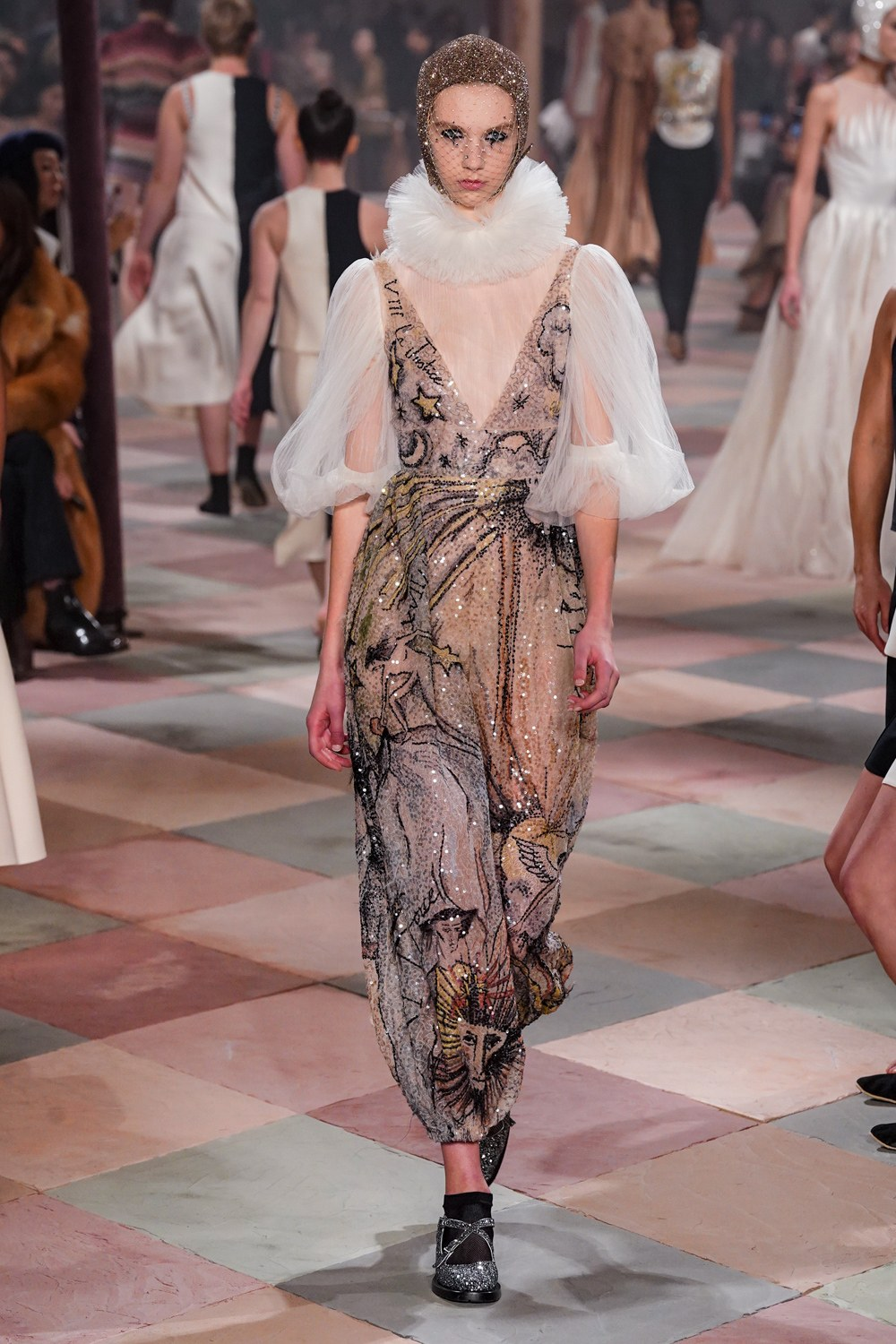 DIOR COUTURE SS19