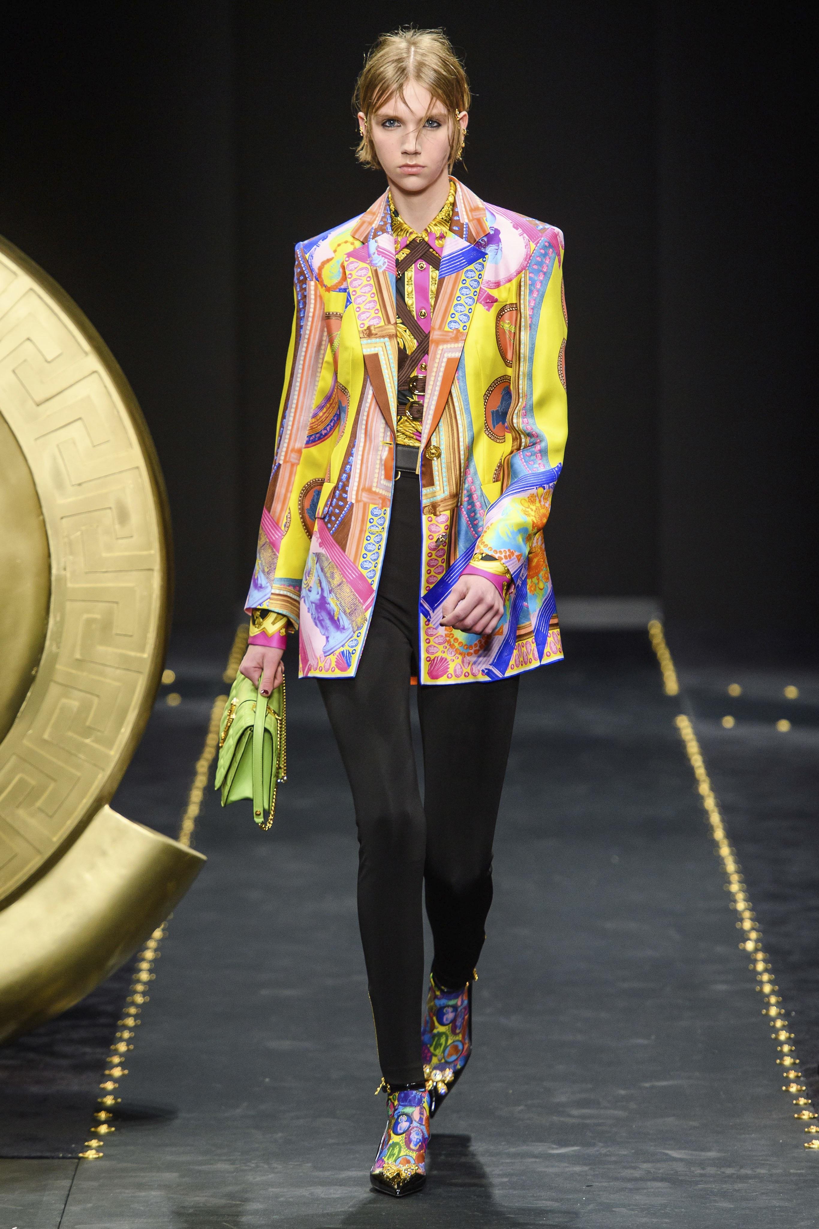 Bente for Versace FW19