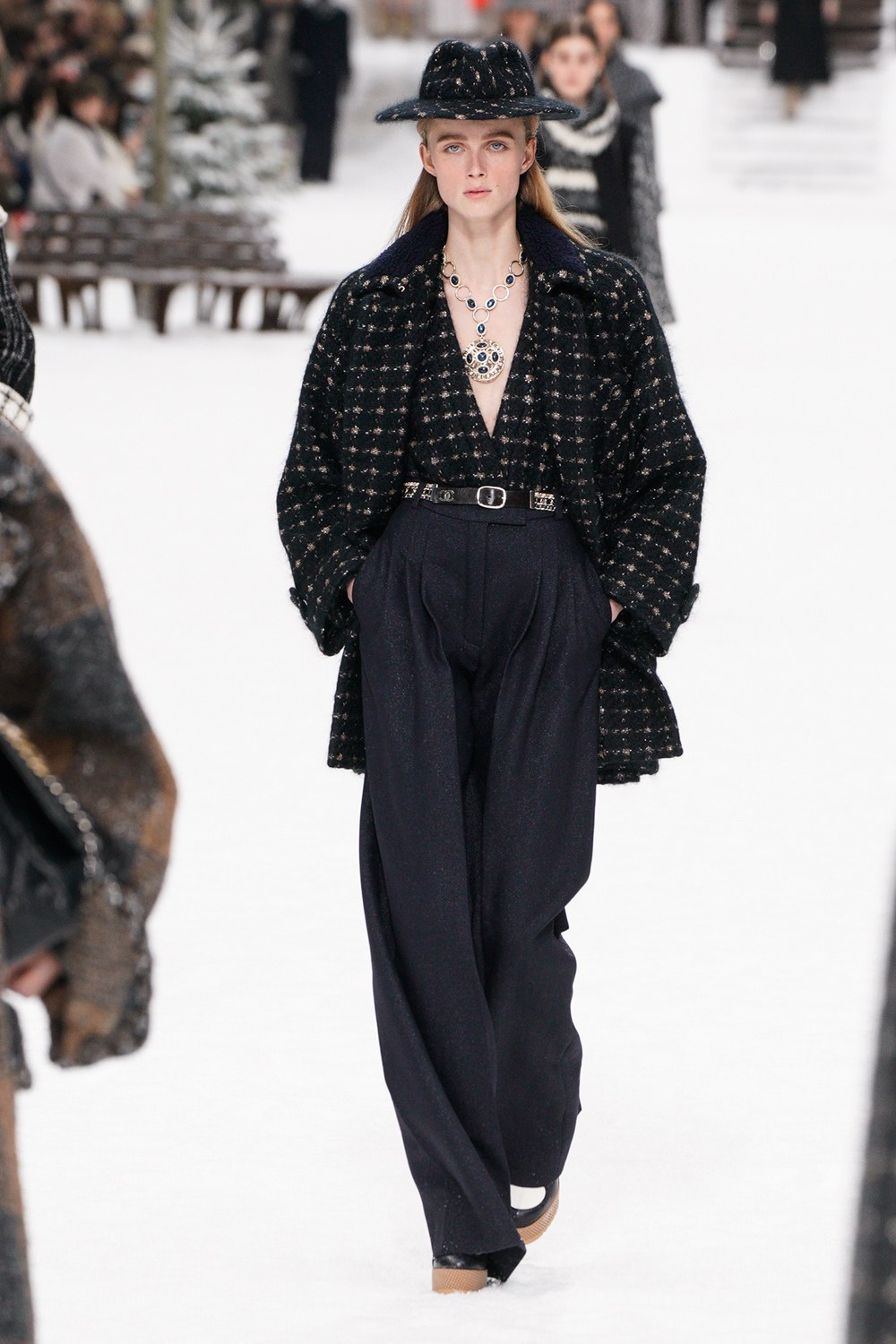 Rianne for Chanel FW19