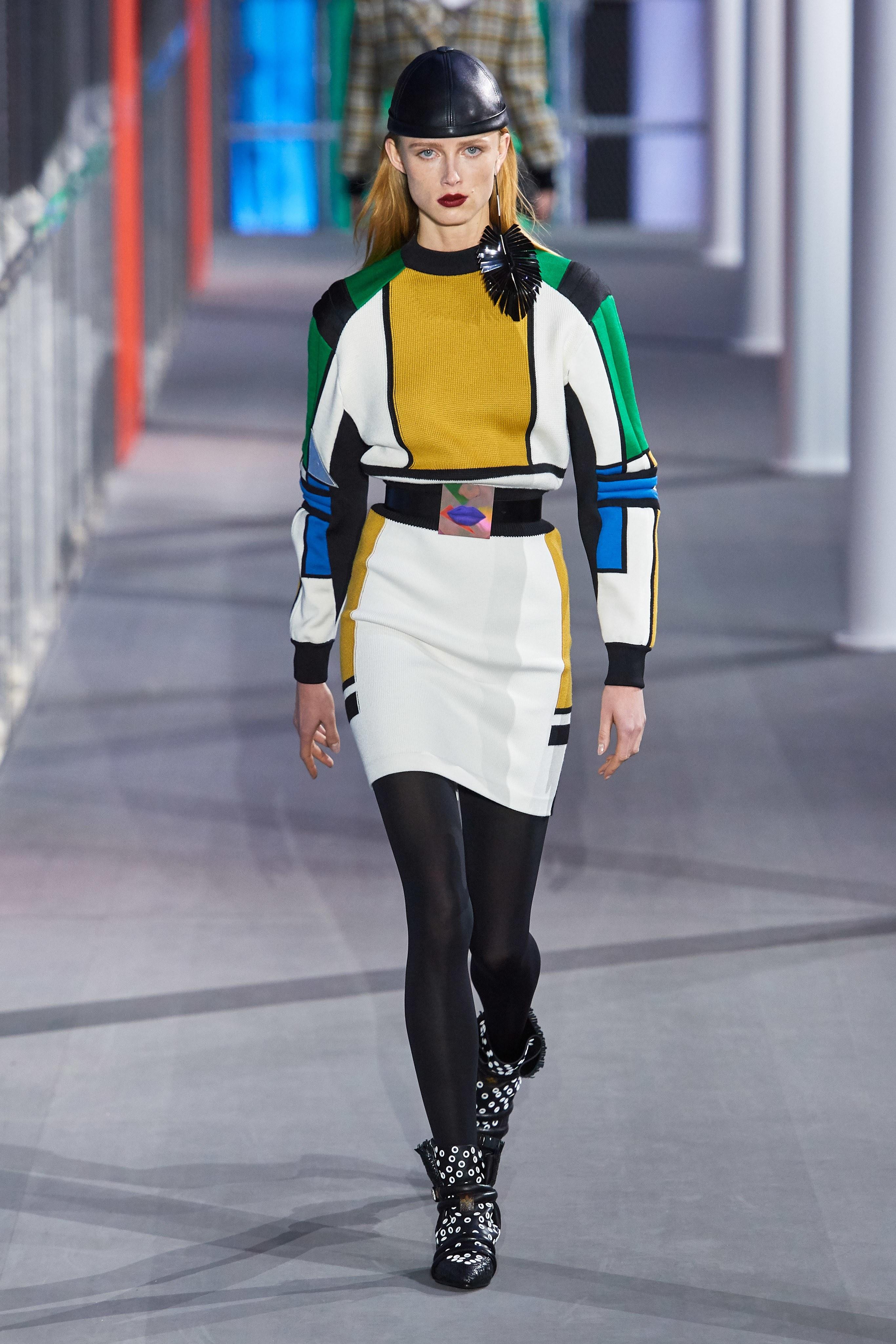 Rianne for Louis Vuitton FW19