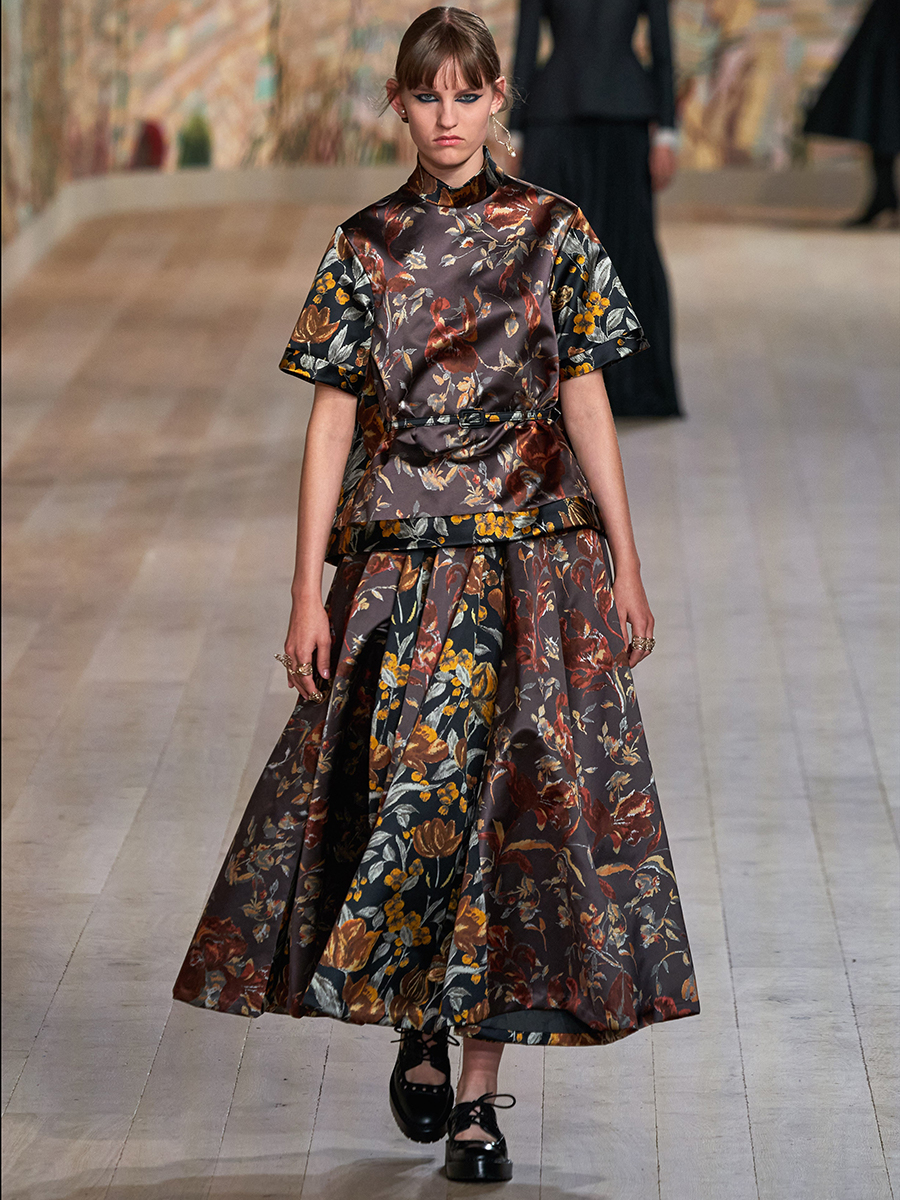 SS22 Dior Couture-